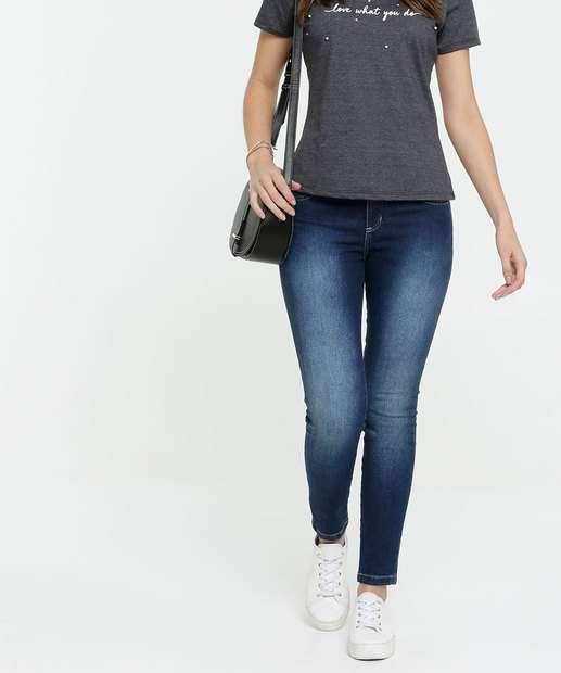 Image_Calça Skinny Feminina Stretch Zune Jeans