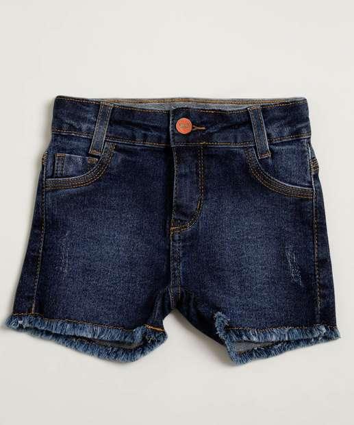 Image_Short Infantil Jeans Stretch Marisa