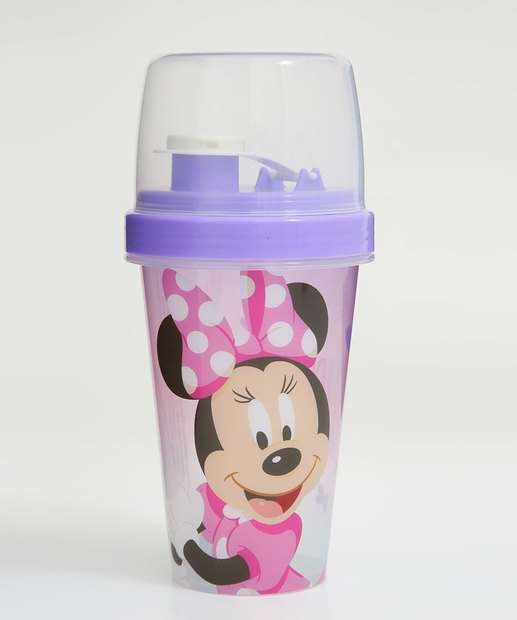 Image_Copo Infantil Infantil Estampa Minnie 320ML Plasútil