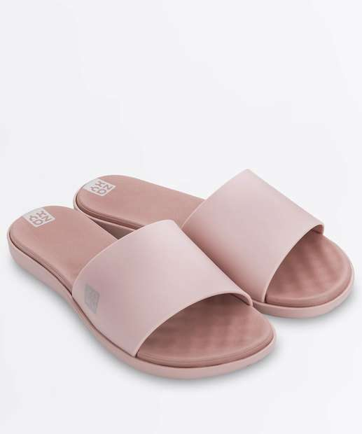 d5cbe5f86d Chinelo Feminino Slide To Be Zaxy