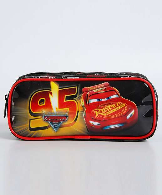 Image_Estojo Escolar Infantil Estampa McQueen Carros Disney