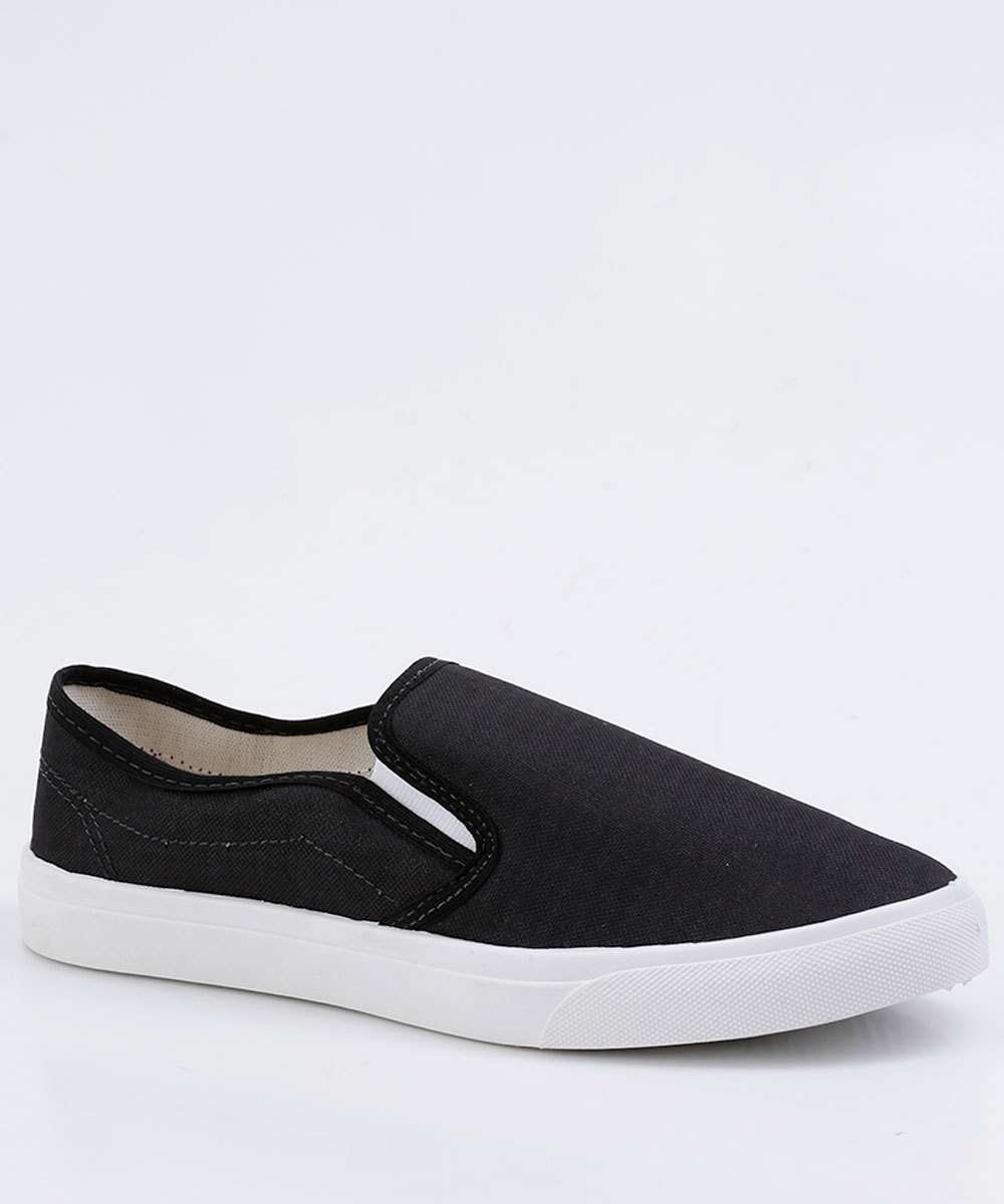 Tênis Masculino Slip On New Castle Marisa 513B