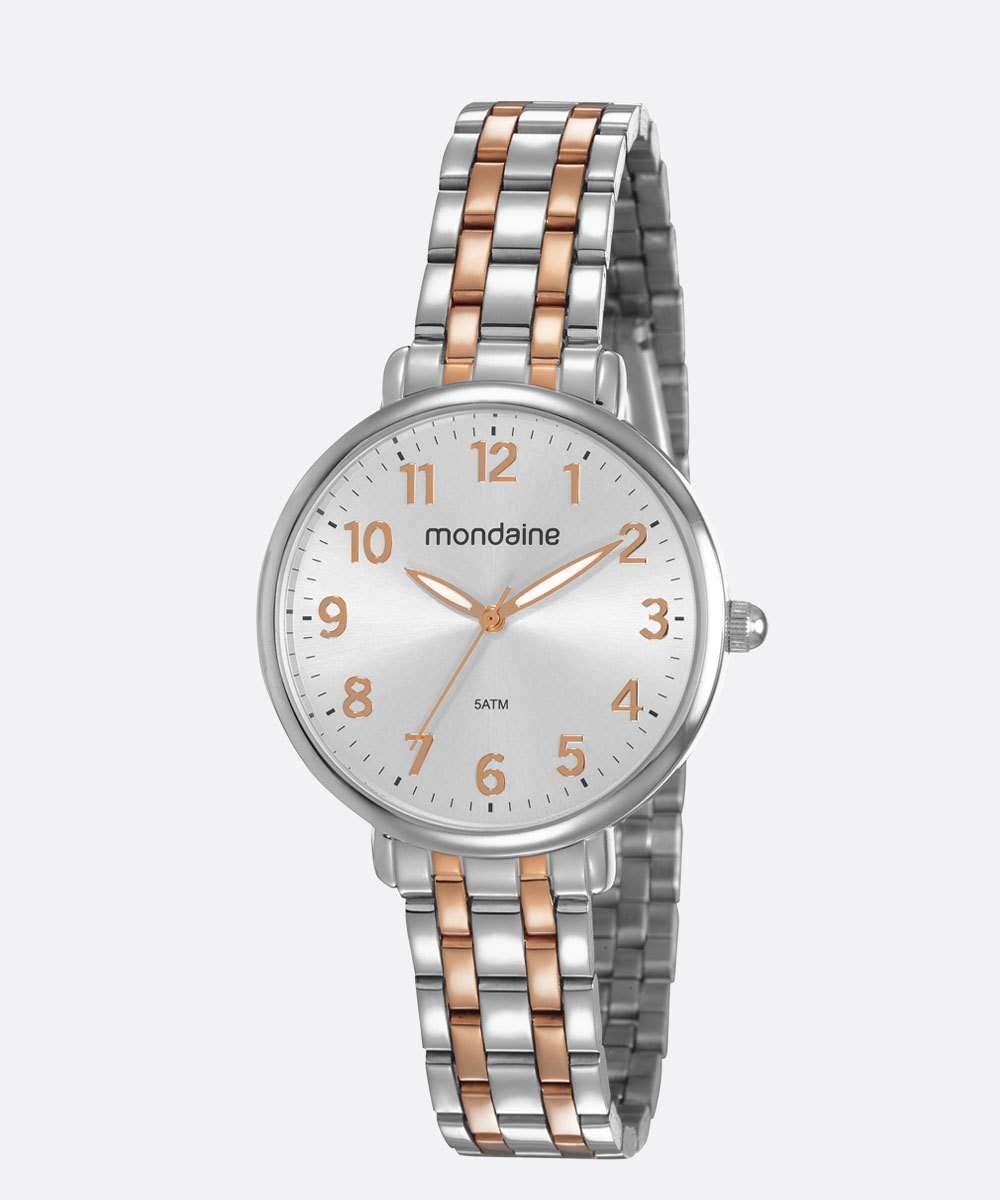 Relógio Feminino Mondaine 53779LPMVGE4