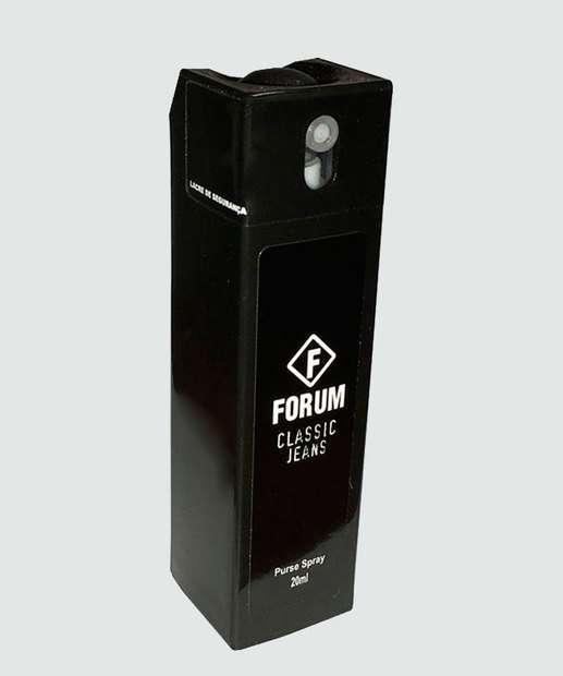 Image_Perfume Unissex Pure Spray Classic Jeans Forum Beauty - Eau de Cologne 20ml