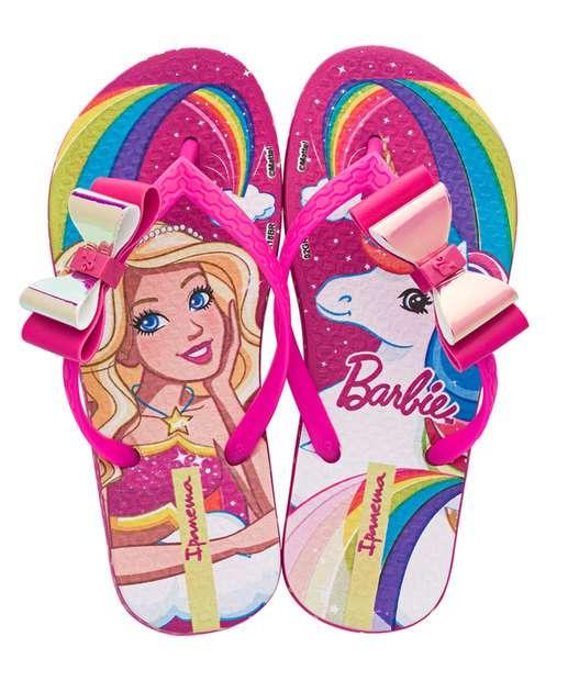 Image_Chinelo Infantil Unicórnio Barbie Fantasia Ipanema 26213