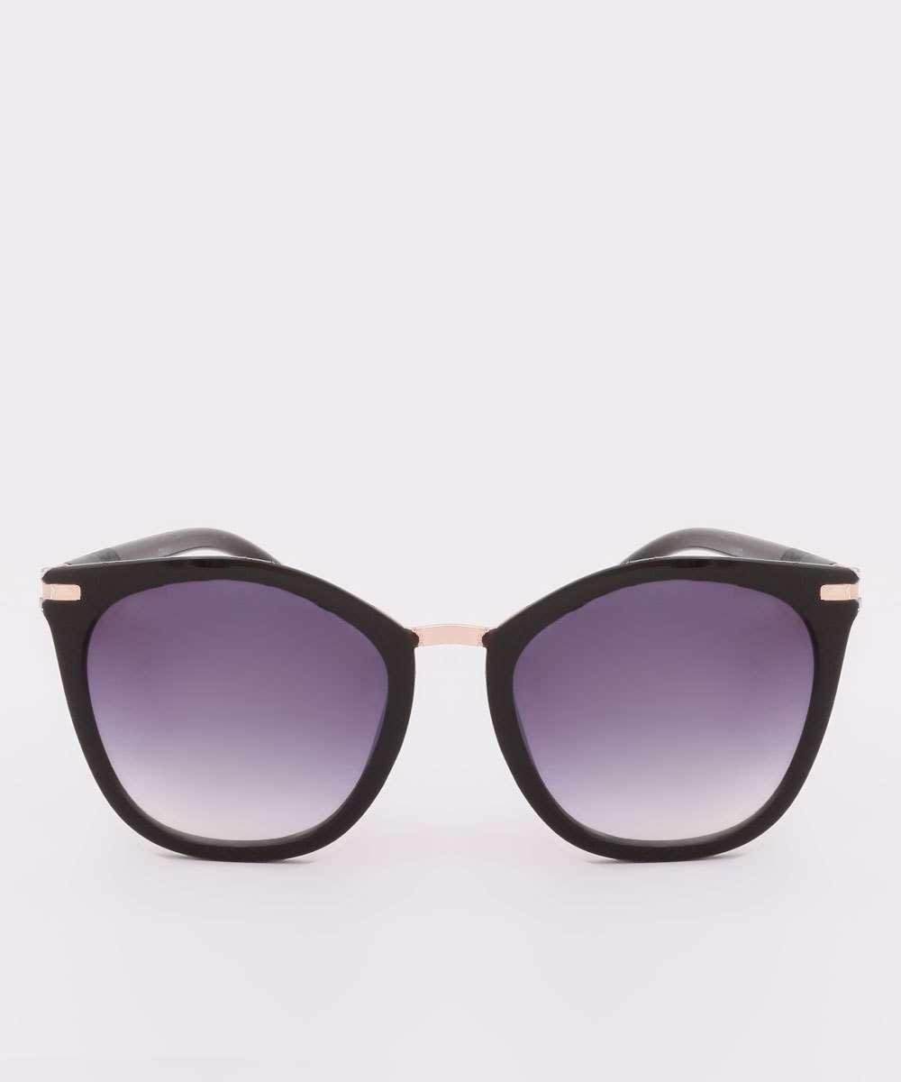 Óculos de Sol Feminino Redondo Marisa