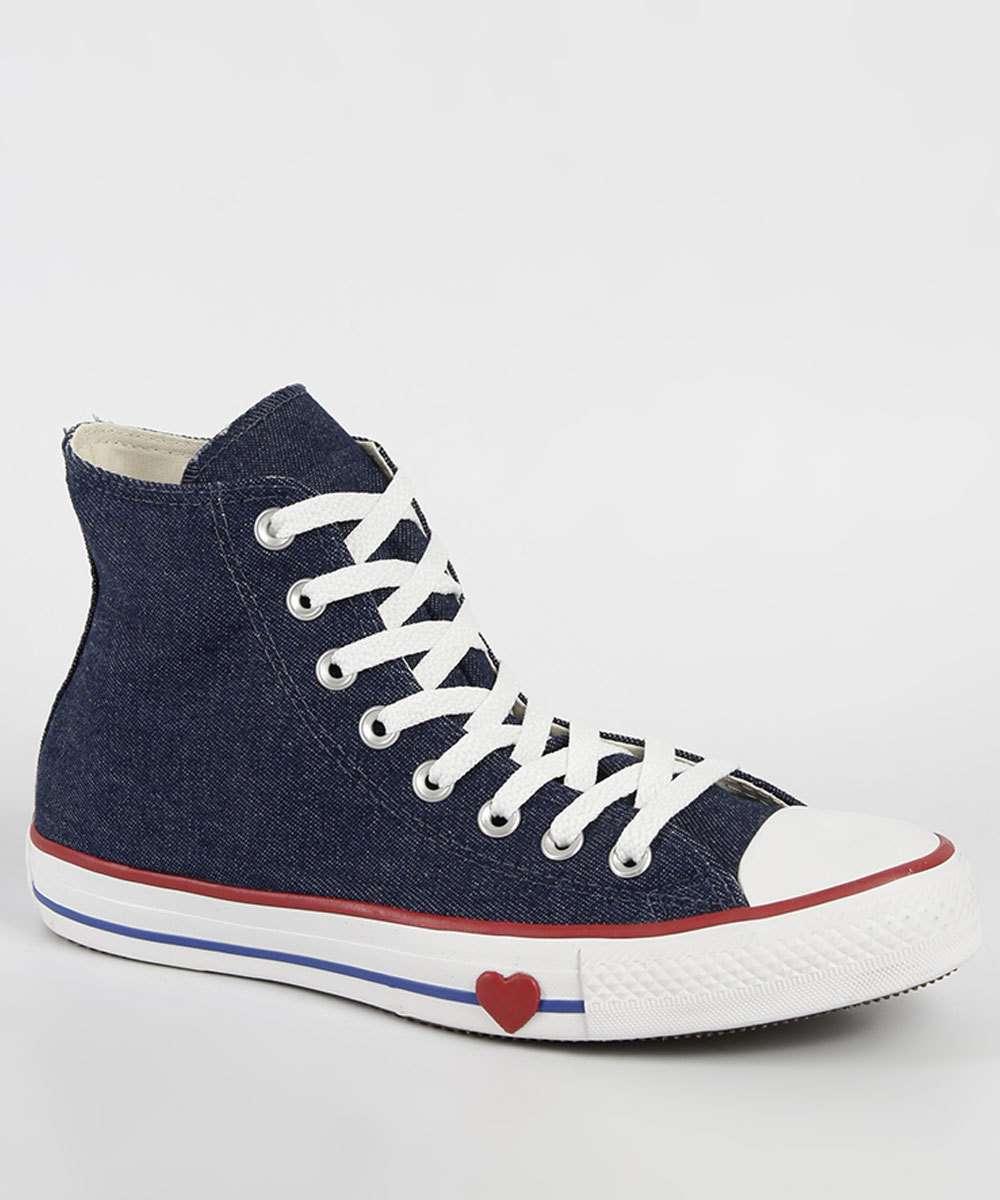 Tênis Converse All Star Feminino Jeans CT0988001