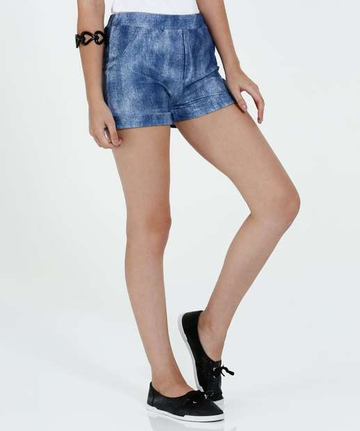 Image_Short Juvenil Jeans Marisa