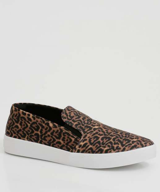 Image_Tênis Feminino Slip On Animal Print Via Uno