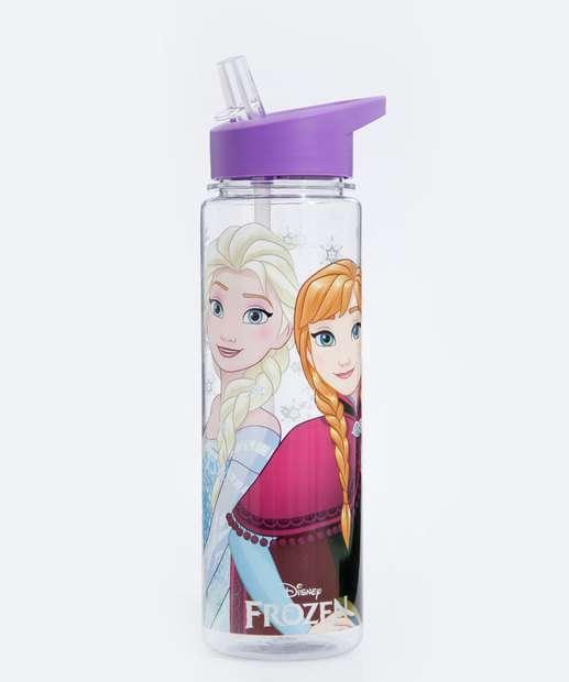 Image_Garrafa Squeeze Feminina Estampa Frozen 670ml Disney