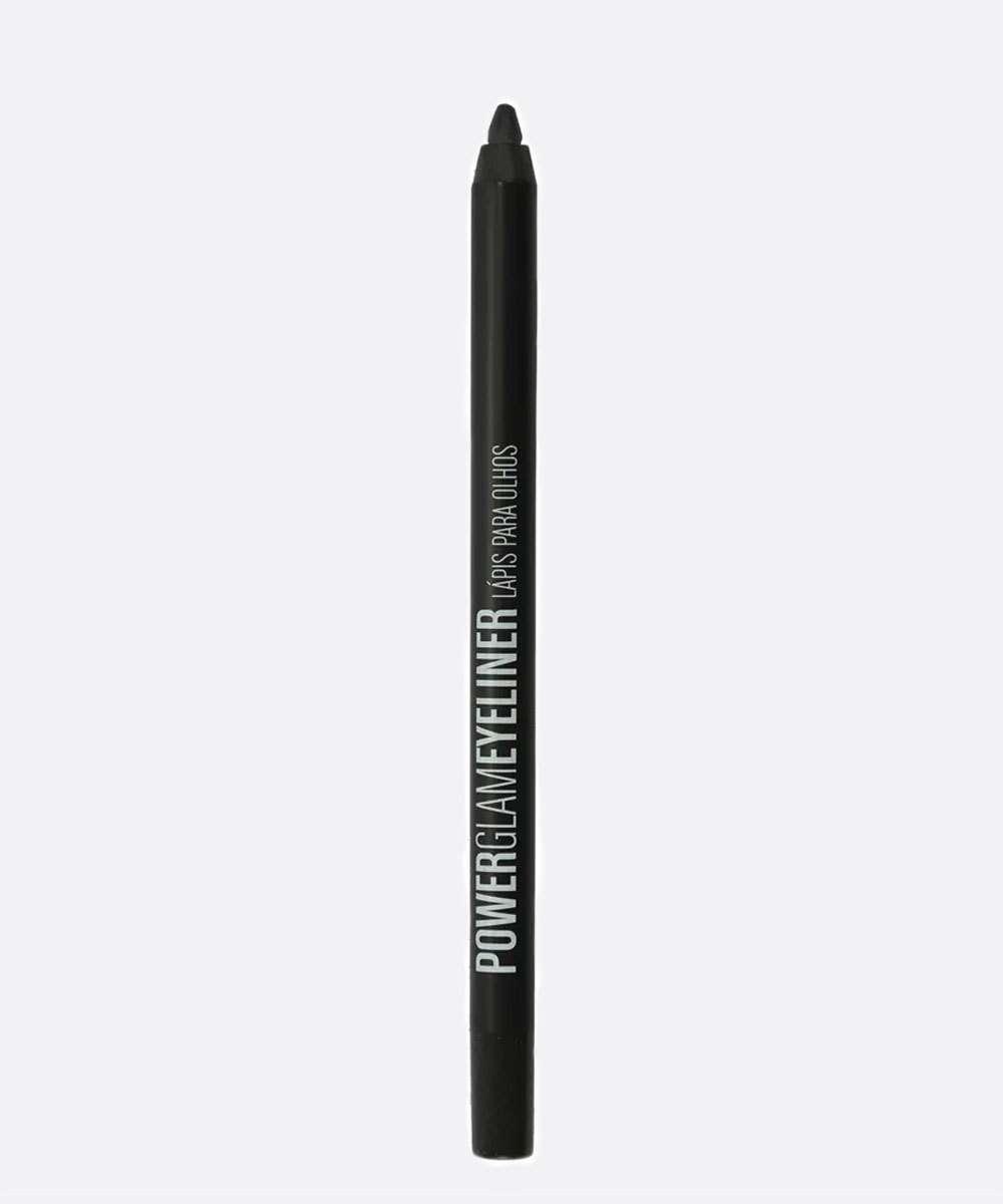 Lápis de Olho  Eyeliner Midnight Black Océane