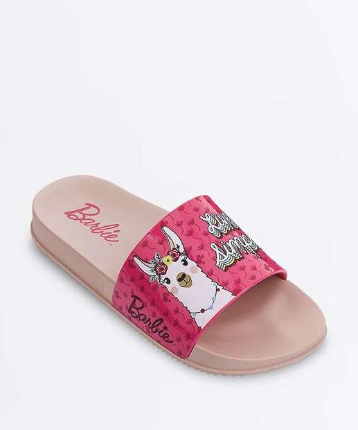 Image_Chinelo Infantil Barbie Glam Grendene Kids