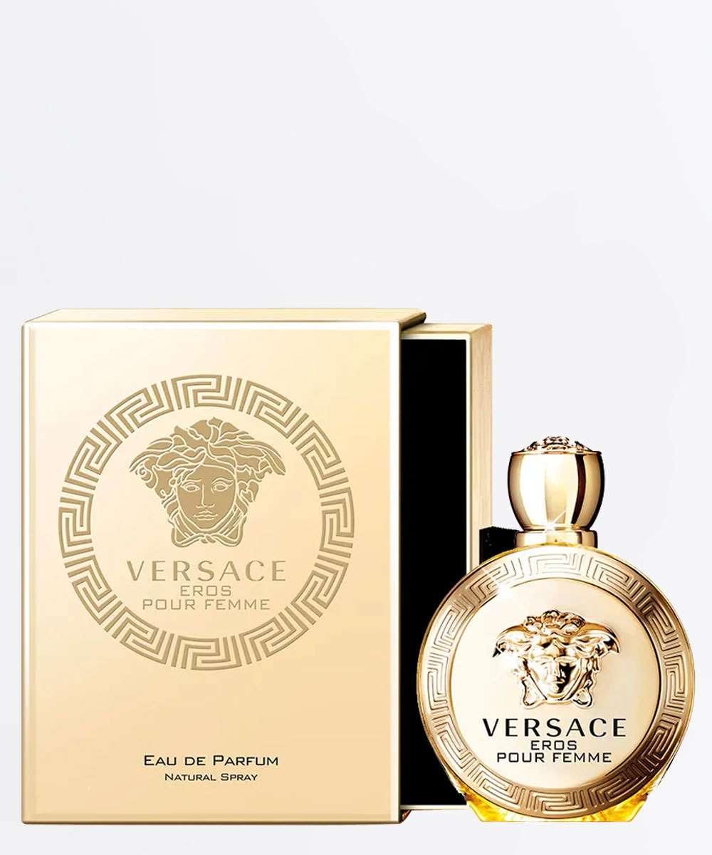 Perfume Feminino Eros Versace - Eau de Toilette 30ml