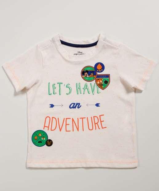 Image_Camiseta Infantil Botonê Estampa Mickey E Pluto Disney