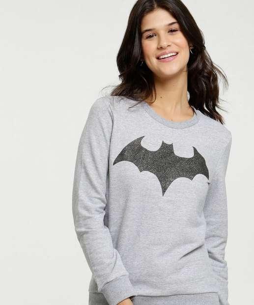 Image_Blusão Feminino Moletom Batman Liga da Justiça