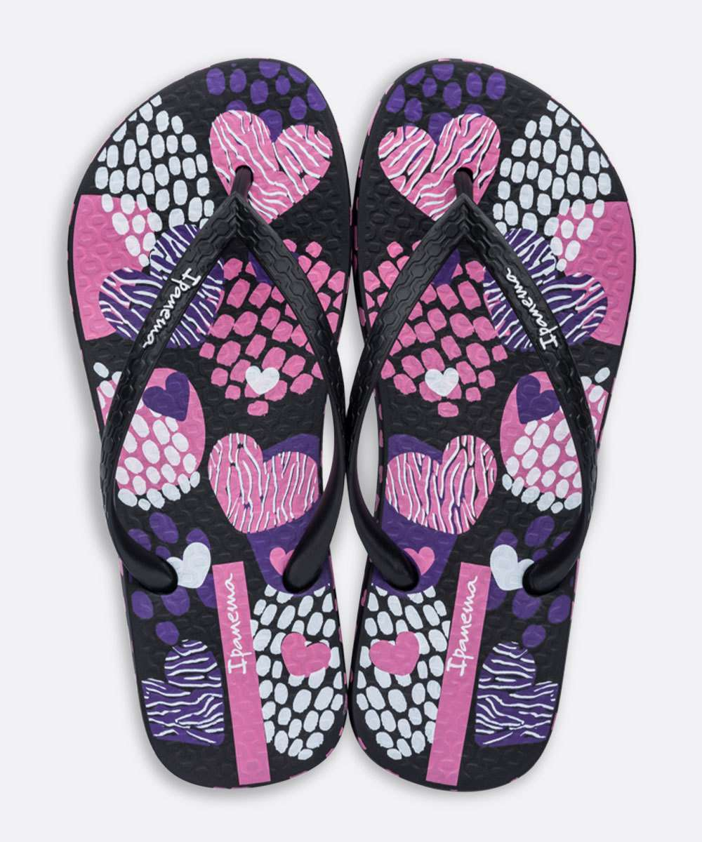 Chinelo Ipanema Feminino Estampado Feelings