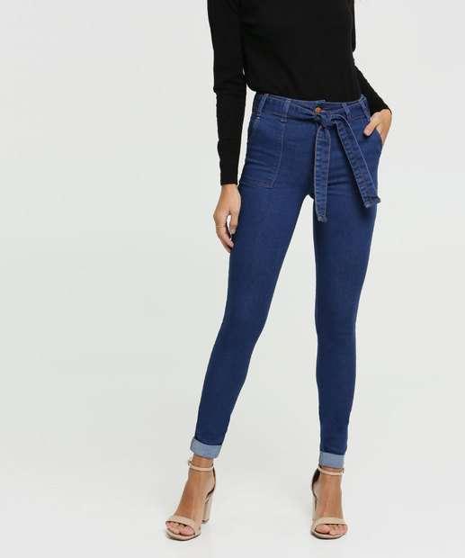 Image_Calça Jeans Skinny Clochard Feminina Biotipo