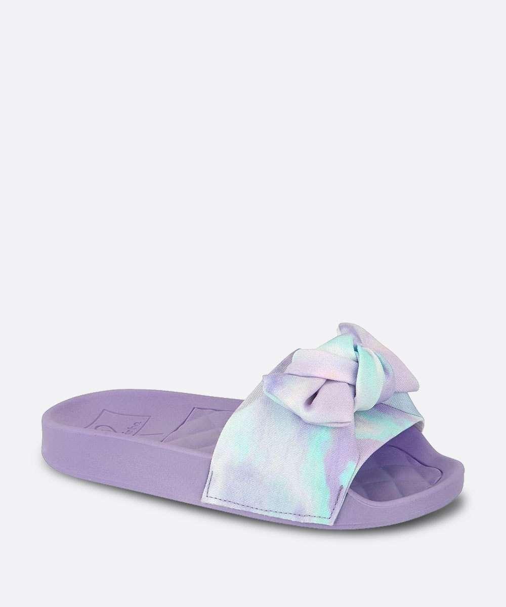 Chinelo Infantil Slide Tie Dye Molekinha