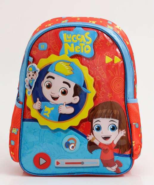 Image_Mochila Infantil Escolar Unissex Luccas Neto