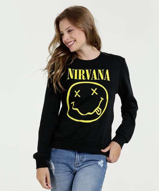 Image_Blusão Feminino Moletom Estampa Nirvana Live Nation