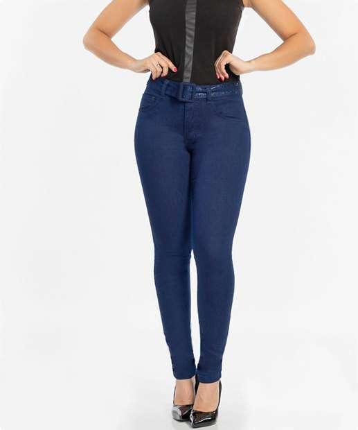 Image_Calça Jeans Skinny Stretch Feminina Strass Biotipo