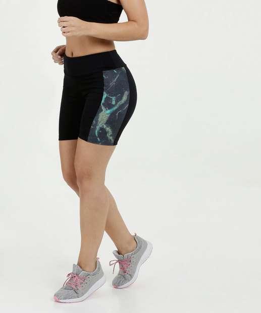 Image_Bermuda Feminina Estampada Fitness Marisa