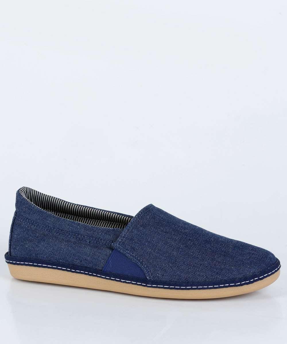 Alpargata Masculina Jeans Redsun 2114036