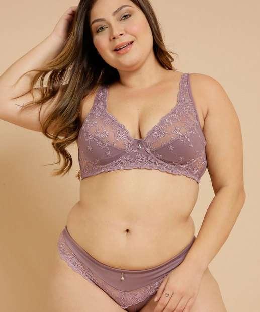 Image_Sutiã Plus Size Feminino Com Base Sem Bojo Dilady