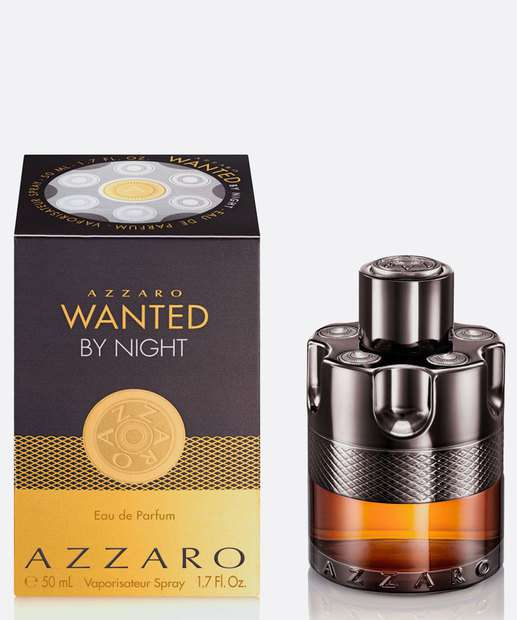 Image_Perfume Masculino Wanted by Night Azzaro - Eau de Parfum - 50ml