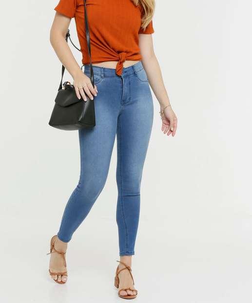 Image_Calça Jeans Skinny Feminina Razon