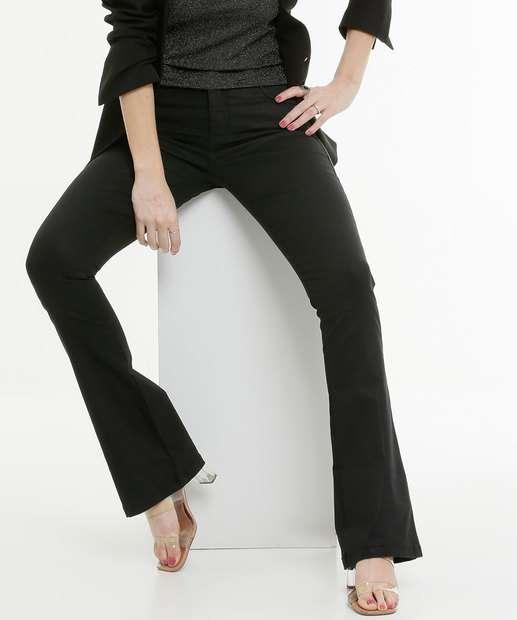 Image_Calça Boot Cut Feminina Zune Jeans
