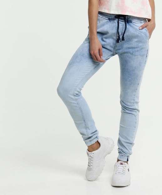 Image_Calça Feminina Moletinho Jogger Zune Jeans By Sabrina Sato