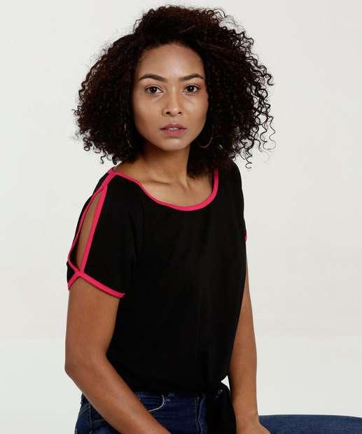 1acb6770d Blusas Cropped | Promoção de blusas cropped na Marisa