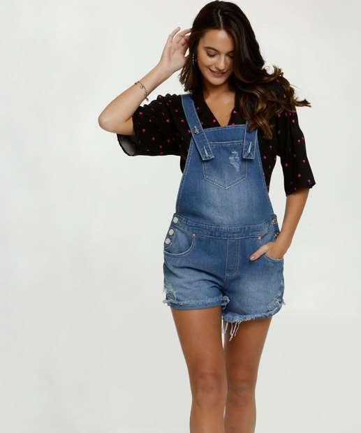 Image_Jardineira Feminina Destroyed Five Jeans