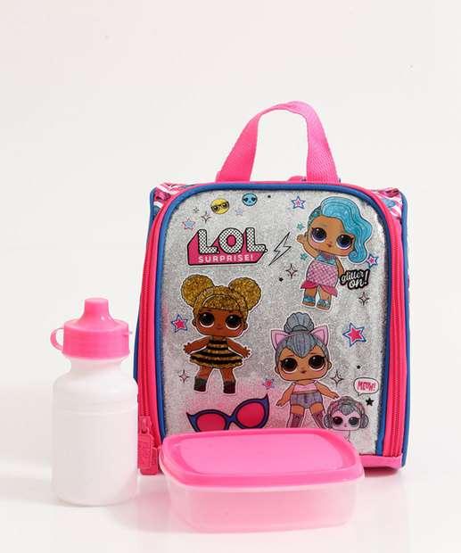 Image_Lancheira Escolar Infantil Estampa Bonecas Lol