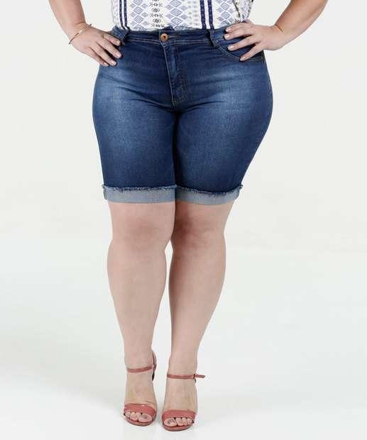 Image_Bermuda Feminina Jeans Plus Size Biotipo