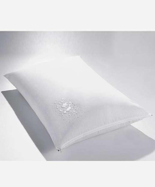 Image_Protetor de Travesseiro Antialérgico Prata Protect Santista