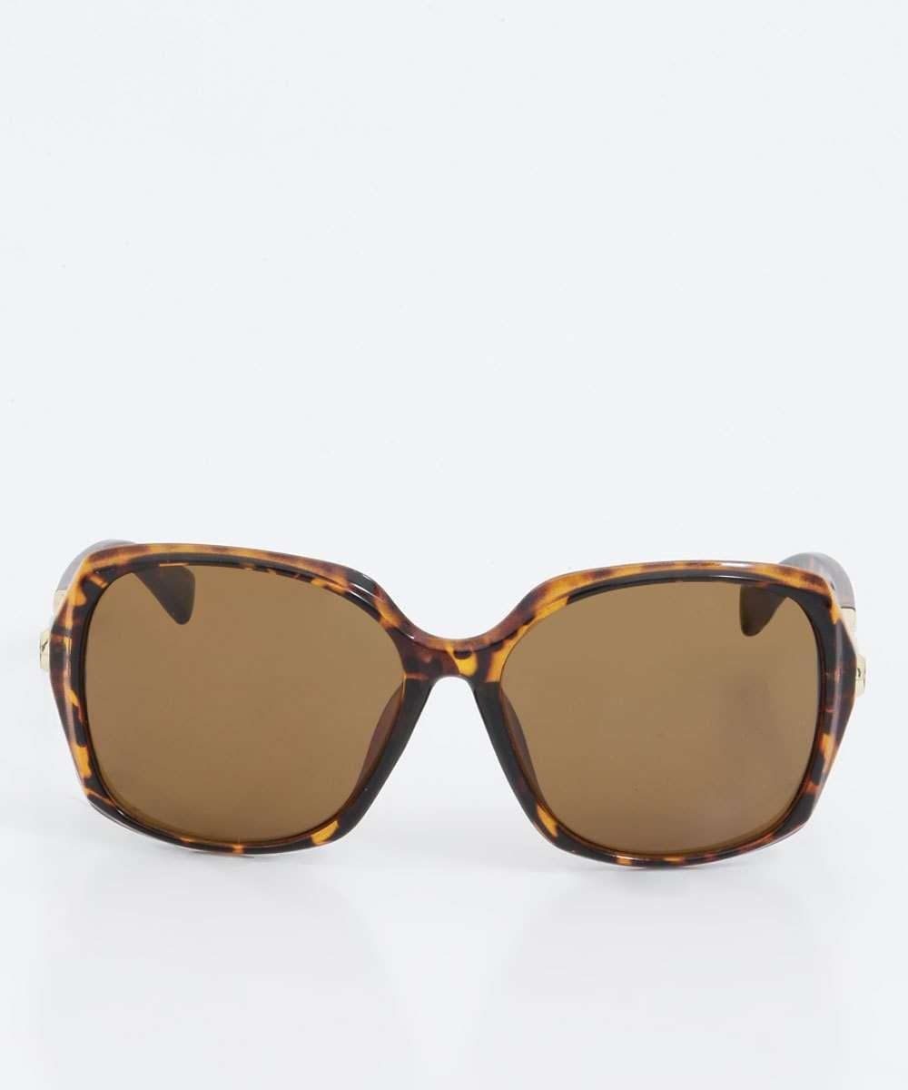Óculos de Sol Feminino Quadrado Marisa