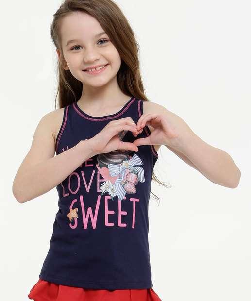 Image_Regata Infantil Estampada Tam 4 a 10