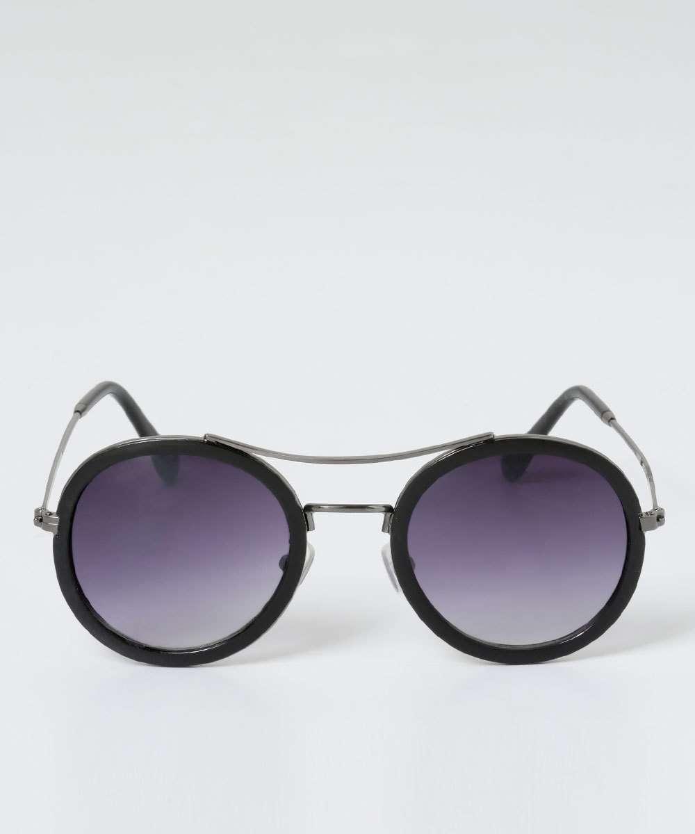 03eaebe0f96e7 Óculos de Sol Feminino Vintage Redondo Marisa   Marisa