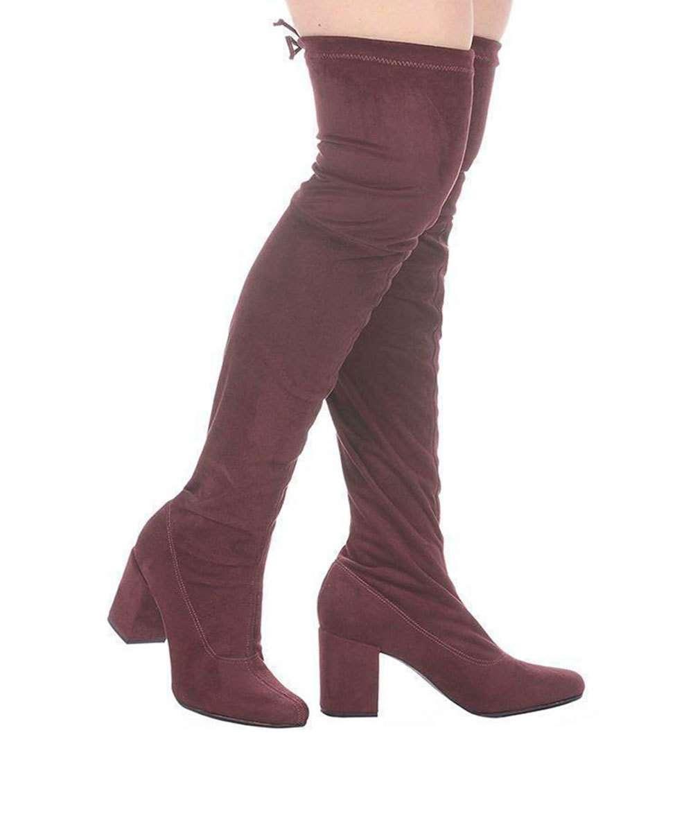 Bota Feminina Over The Knee Zatz Z211513982