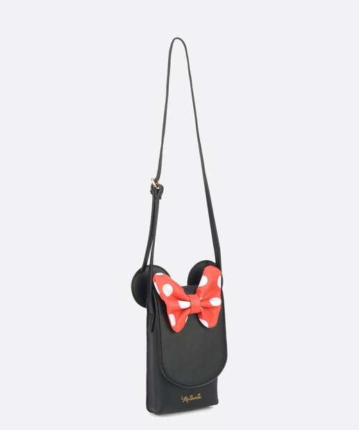 Image_Bolsa Feminina Transversal Minnie Disney