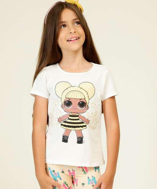Image_Blusa Infantil Estampa Boneca Lol Tam 4 a 10