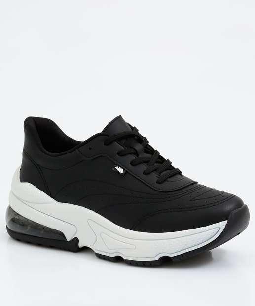 Image_Tênis Feminino Sneaker Textura Dakota