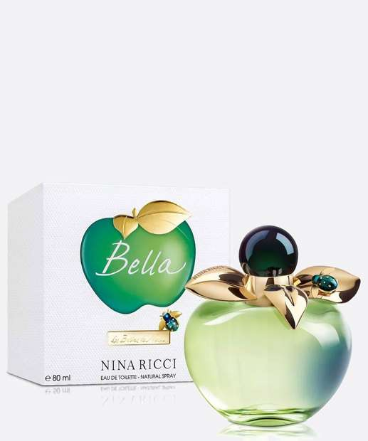 Image_Perfume Feminino Bella Nina Ricci - Eau de Toilette 80ml