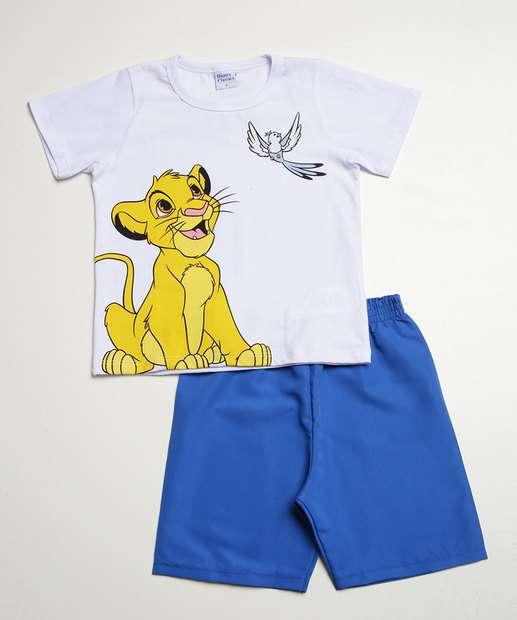 Image_Conjunto Infantil Estampa Rei Leão Disney Tam 1 a 4