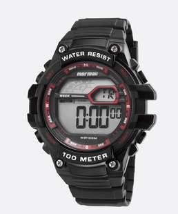 Relógio Masculino Digital Mormaii MO3480A8R