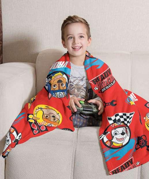 Image_Manta Infantil Fleece Estampa Patrulha Canina Lepper