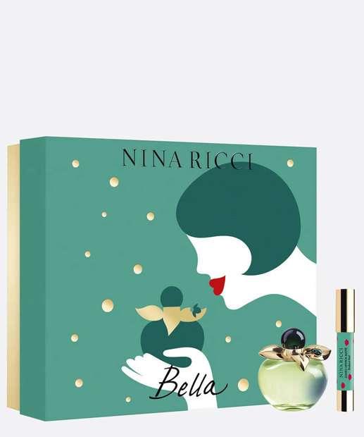 Image_Kit Perfume Bella 80ml e Batom Nina Ricci