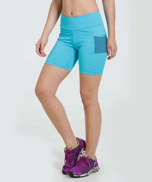 Image_Short Feminino Fitness Active Bolso Tela Marisa